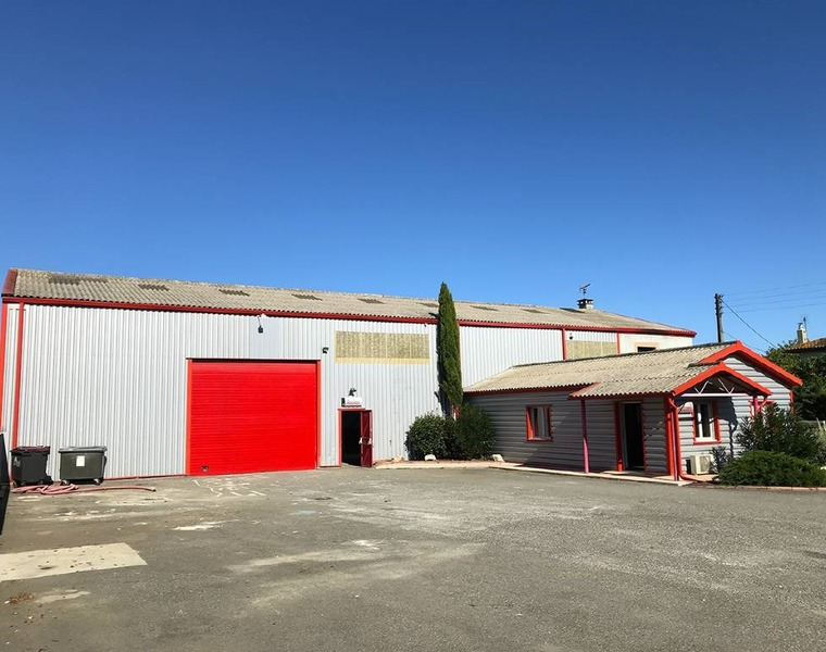 Agence immobili re legran immobilier for Location garage muret