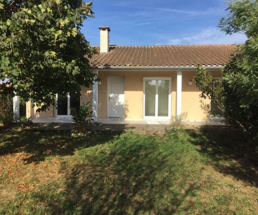 Renting House 4 rooms 95m² Roquettes (31120) - photo