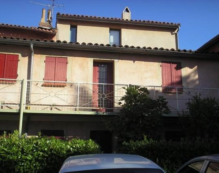 Renting Apartment 2 rooms 27m² Toulouse (31400) - photo