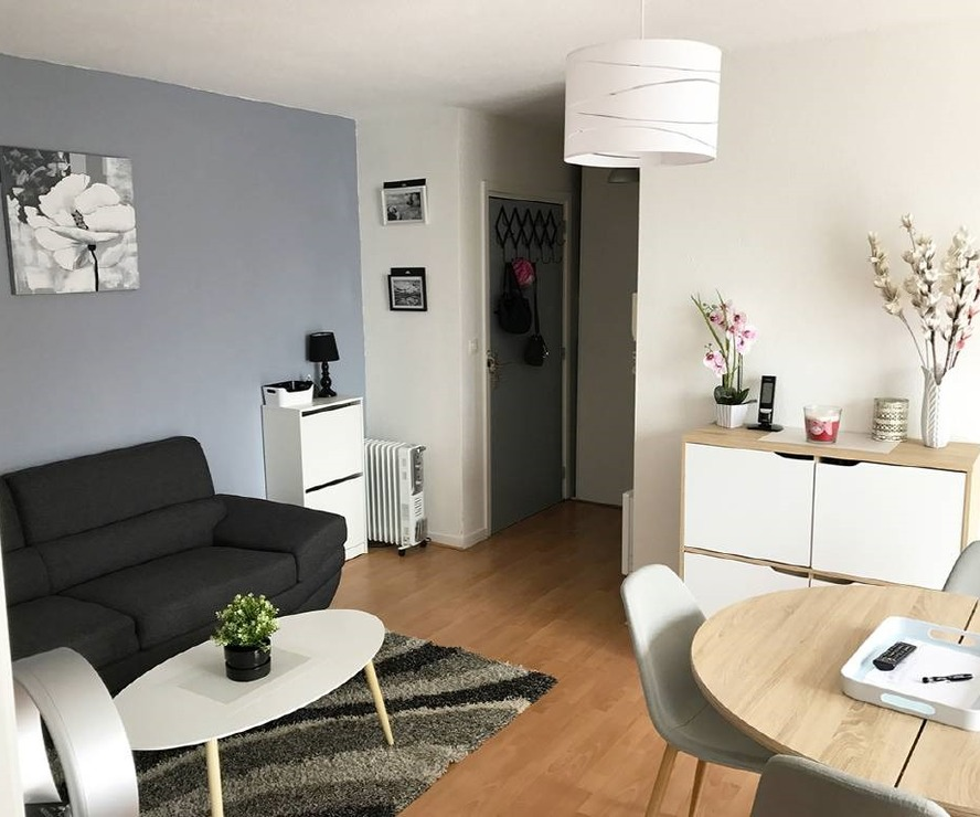 Location Appartement 3 pièces 47m² Toulouse (31100) - photo
