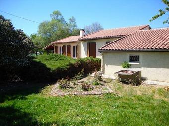Vente Maison 4 pièces 85m² Saint-Élix-le-Château (31430) - photo 2