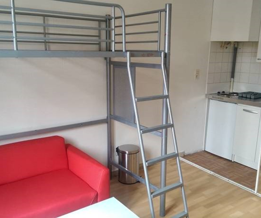Location Appartement 1 pièce 13m² Toulouse (31400) - photo