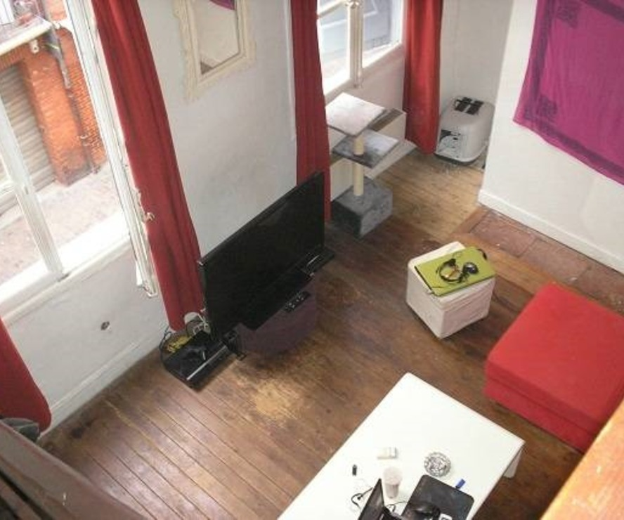 Renting Apartment 1 room 53m² Toulouse (31000) - photo