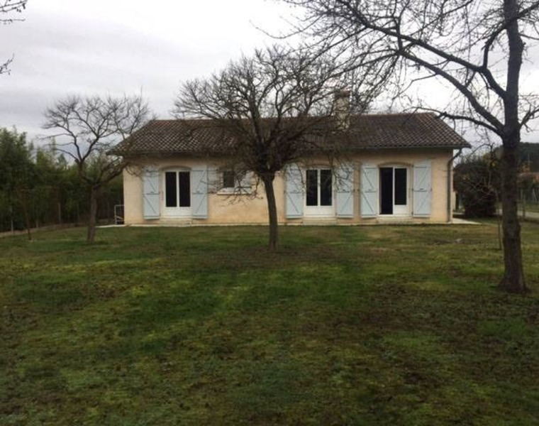 Renting House 4 rooms 103m² Le Fauga (31410) - photo