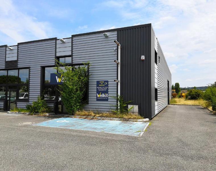 Vente Bureaux 5 pièces 350m² Portet-sur-Garonne - photo