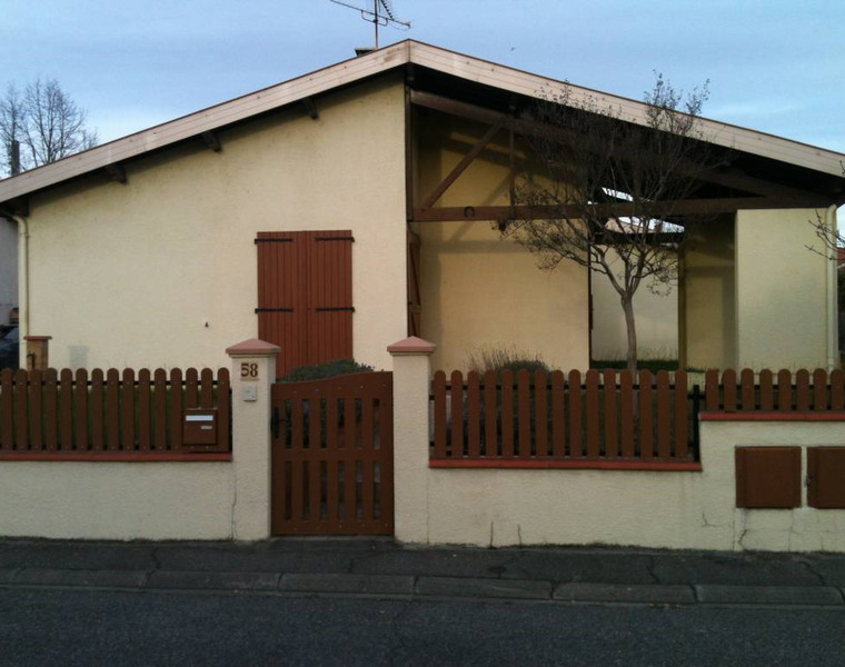 Location Maison 4 pièces 116m² Portet-sur-Garonne (31120) - photo