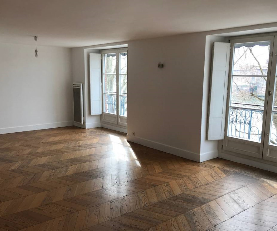 Location Appartement 6 pièces 133m² Toulouse (31000) - photo