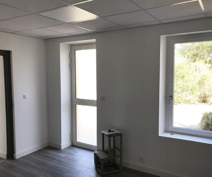 Renting Office 2 rooms 65m² Labarthe-sur-Lèze (31860) - photo