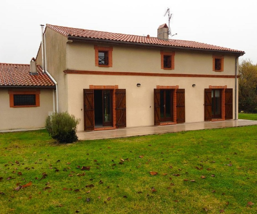 Renting House 6 rooms 147m² Muret (31600) - photo