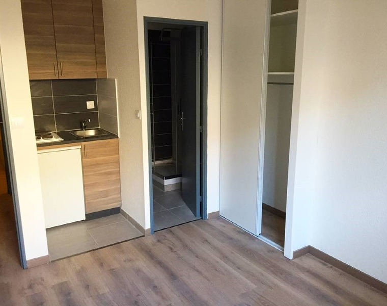 Location Appartement 1 pièce 17m² Muret (31600) - photo