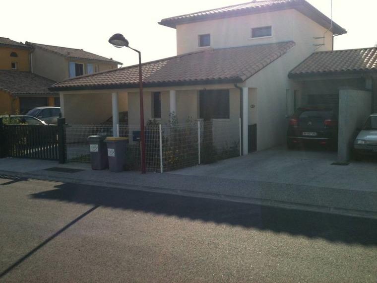 Location Maison 4 pièces 86m² Frouzins (31270) - photo