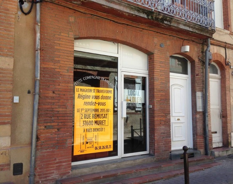Renting Business 2 rooms 69m² Muret (31600) - photo
