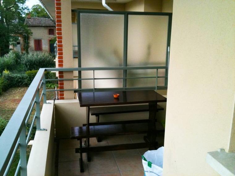 Location Appartement 2 pièces 43m² Cugnaux (31270) - photo