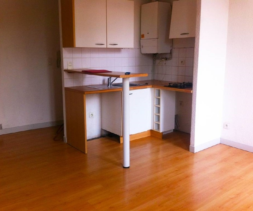 Location Appartement 2 pièces 37m² Toulouse (31400) - photo