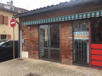 Location Fonds de commerce 2 pièces 48m² Frouzins (31270) - Photo 1
