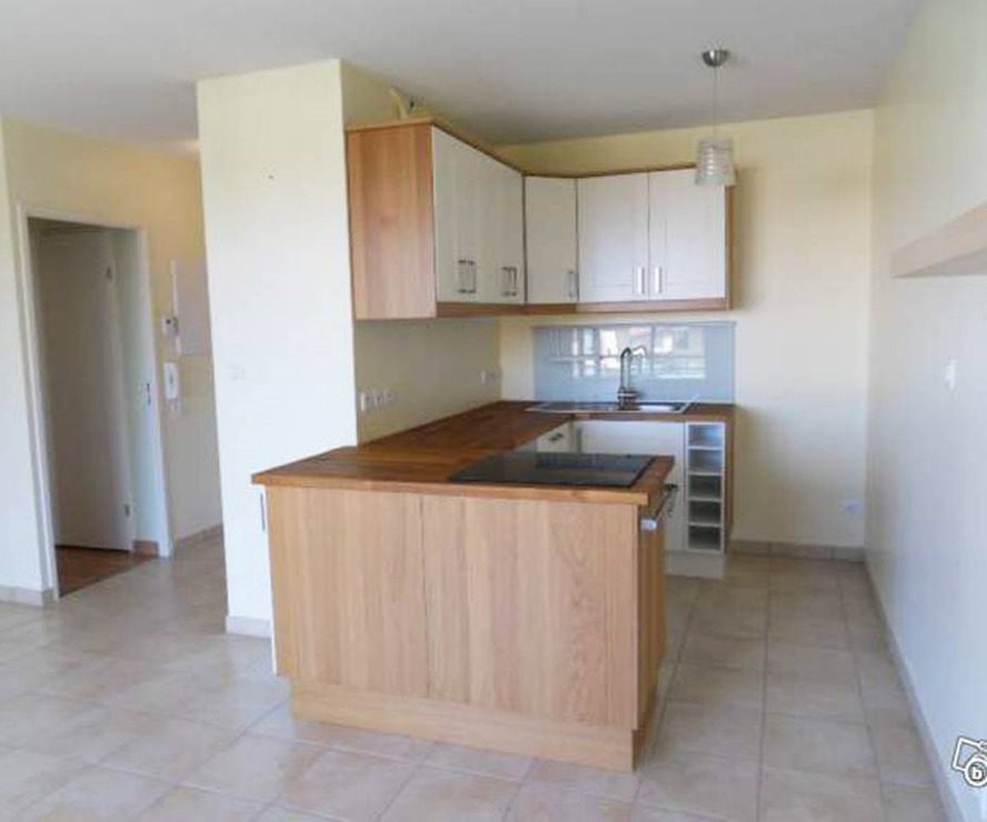 Sale Apartment 2 rooms 42m² Frouzins - photo