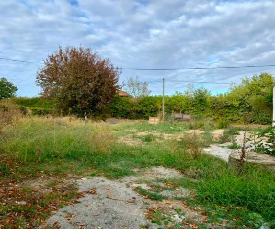 Sale Land 1 room 580m² Eaunes - photo