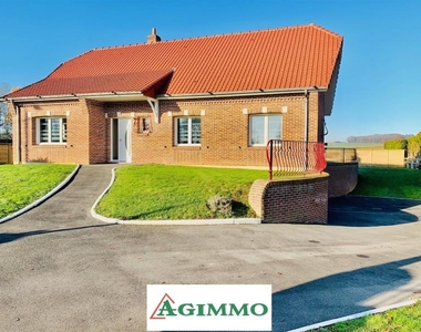 Vente Maison 6 pièces 165m² Agny - photo