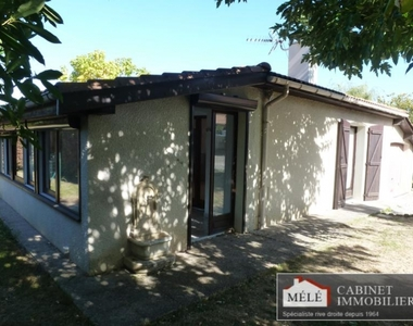 Sale House 5 rooms 90m² Carignan-de-Bordeaux (33360) - photo