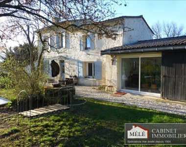 Sale House 5 rooms 147m² Quinsac (33360) - photo