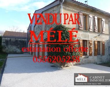 Sale House 5 rooms 152m² Langoiran - photo