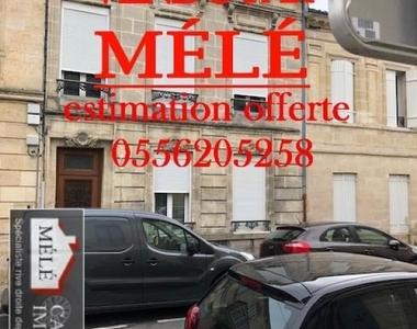 Vente Maison 6 pièces 145m² Bordeaux - photo