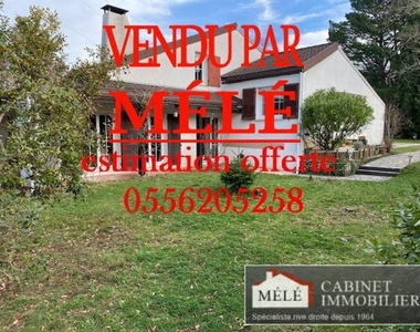 Sale House 6 rooms 156m² Latresne - photo