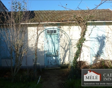 Sale House 4 rooms 100m² Cenon (33150) - photo