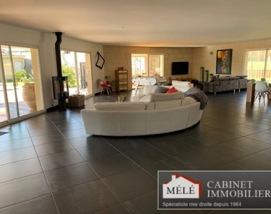Sale House 5 rooms 274m² Carignan-de-Bordeaux (33360) - photo