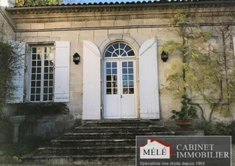 Sale House 9 rooms 350m² Bordeaux (33300) - photo