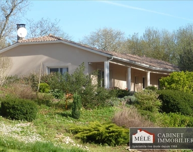 Sale House 8 rooms 251m² Cénac (33360) - photo