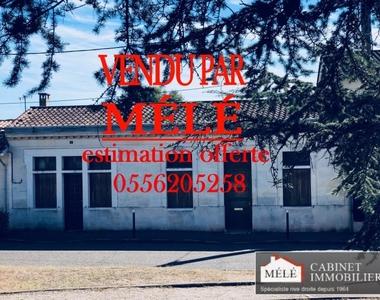 Vente Maison 5 pièces 135m² Bouliac - photo