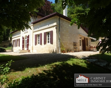 Sale House 6 rooms 205m² Cambes (33880) - photo