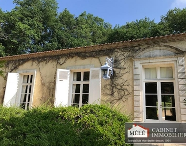 Sale House 7 rooms 240m² Bouliac (33270) - photo