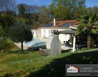 Sale House 4 rooms 96m² Cambes (33880) - photo