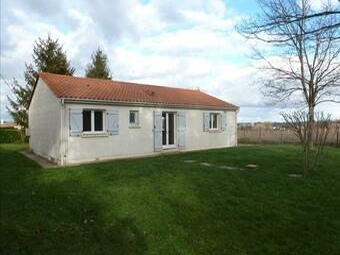 Vente Maison 4 pièces 88m² Camarsac (33750) - photo