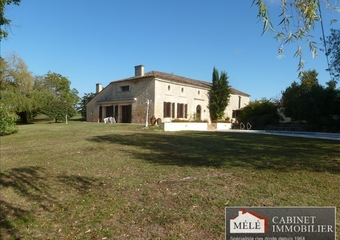 Sale House 8 rooms 323m² Fargues-Saint-Hilaire (33370) - photo