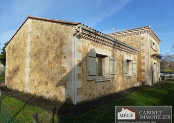 Sale House 5 rooms 131m² Creon - Photo 1
