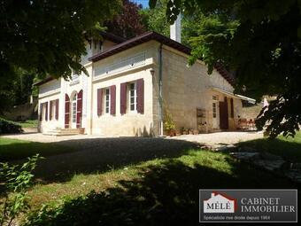 Vente Maison 6 pièces 205m² Quinsac (33360) - photo