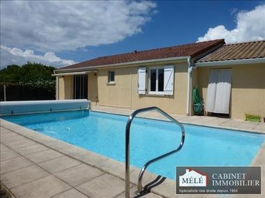 Sale House 4 rooms 92m² Bordeaux (33100) - photo