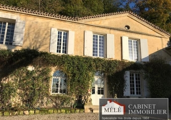 Sale House 9 rooms 350m² Latresne (33360) - Photo 1