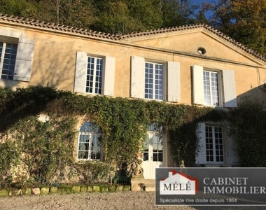 Sale House 9 rooms 350m² Latresne (33360) - photo