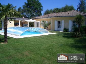 Vente Maison 5 pièces 115m² Quinsac (33360) - photo