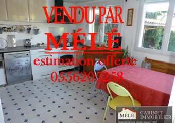 Sale House 4 rooms 89m² Cenon - photo