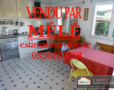 Sale House 4 rooms 89m² Cenon - photo