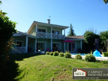 Vente Maison 6 pièces 168m² Sadirac (33670) - photo