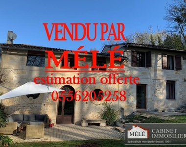 Sale House 7 rooms 225m² Bouliac - photo