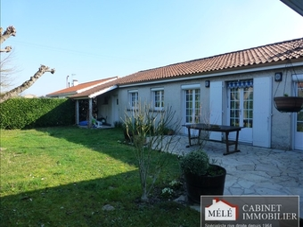 Vente Maison 5 pièces 148m² Lormont (33310) - photo