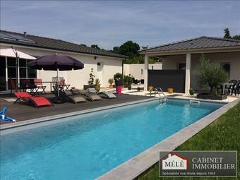 Vente Maison 6 pièces 142m² Camblanes-et-Meynac (33360) - Photo 1