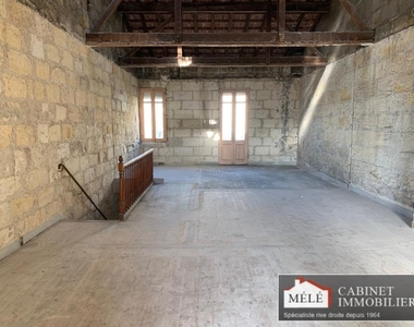 Sale Apartment 1 room 71m² Bordeaux (33100) - photo